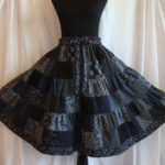 the voices in the night skirt.