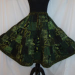 the peridot pirouette skirt.