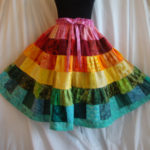the sorbetto sundae skirt.