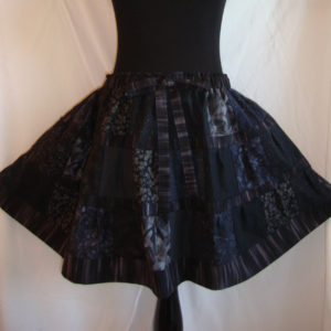the onyx skirt.