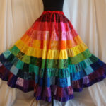 the rainbow requiem skirt.