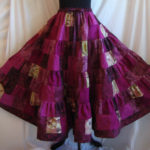 the framboise skirt.